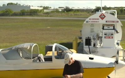 Aviation Fuel Types