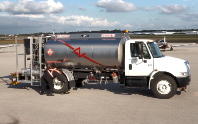 Mobile Refueler Truck Components and Inspection Procedures