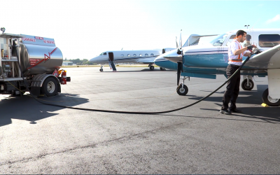 Overwing Fuel Transfers